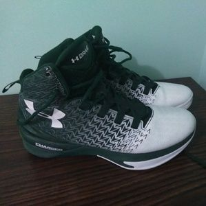 UA Charged Mens Basketball Shoes